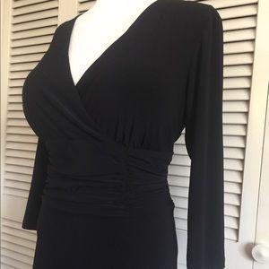 Dress Barn Black Shift Dress